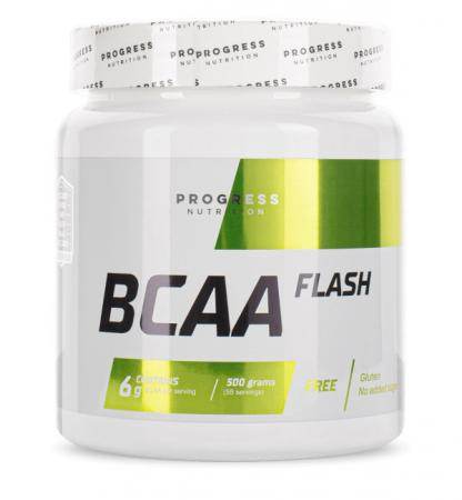Progress Nutrition BCAA Flash, 500 грамм