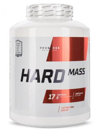 Progress Nutrition Hard Mass, 2 кг