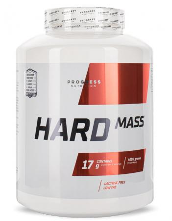 Progress Nutrition Hard Mass, 4 кг