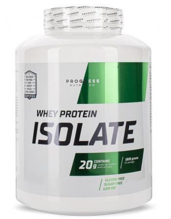 Progress Nutrition Whey Protein Isolate, 1.8 кг