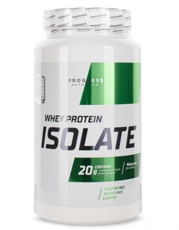 Progress Nutrition Whey Protein Isolate, 908 грамм