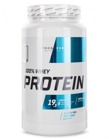 Progress Nutrition Whey Protein, 1 кг