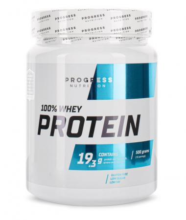 Progress Nutrition Whey Protein, 500 грамм