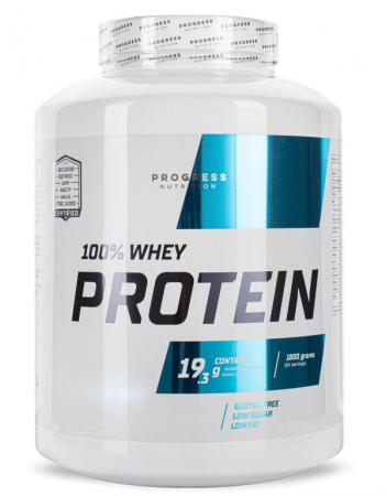Progress Nutrition Whey Protein, 1.8 кг