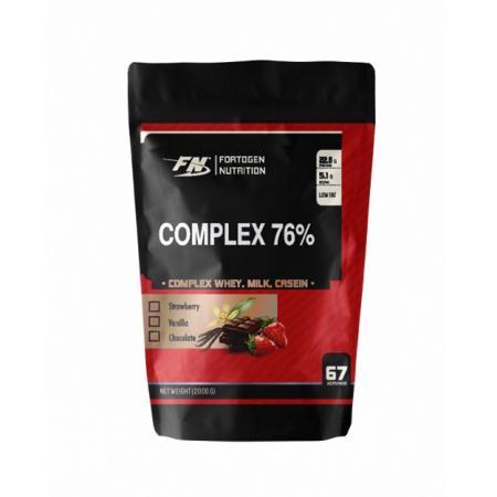 Fortogen Nutrition Complex Protein 76%, 2 кг