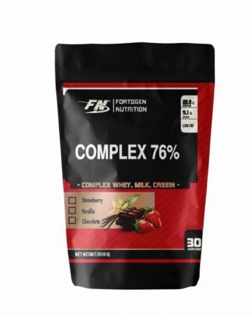 Fortogen Nutrition Complex Protein 76%, 900 грамм
