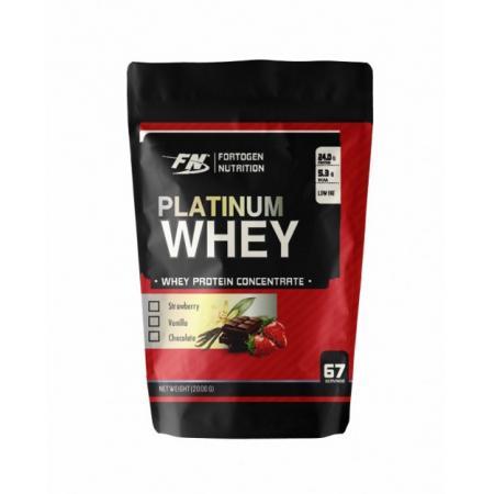 Fortogen Nutrition Platinum Whey, 2 кг