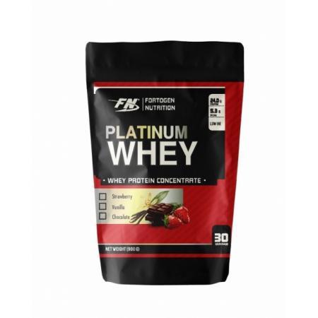 Fortogen Nutrition Platinum Whey, 900 грамм