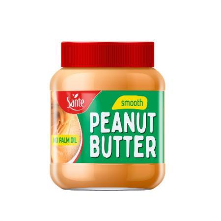 GoOn Peanut butter, 350 грамм (Smooth) - стекло