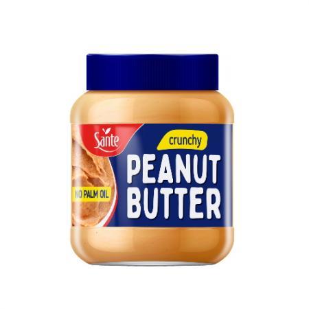 GoOn Peanut butter, 350 грамм (Crunhy) - стекло