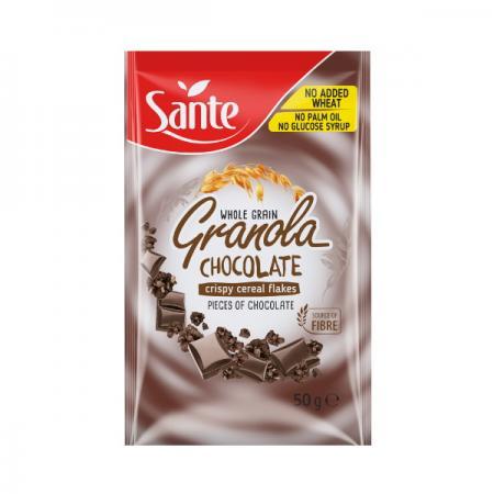 Sante Granola, 50 грамм