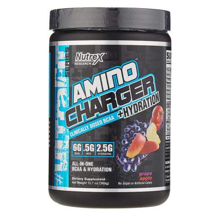 Nutrex Amino Charger Hydration, 360 грамм
