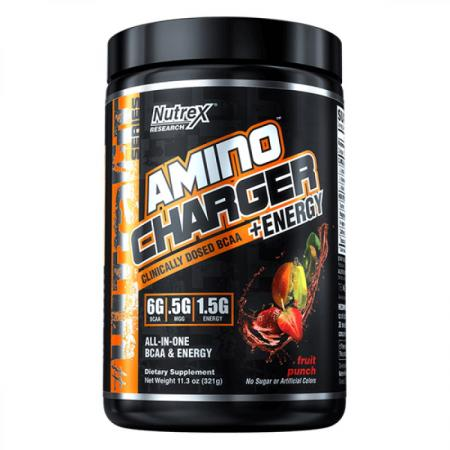 Nutrex Amino Charger Energy, 320 грамм