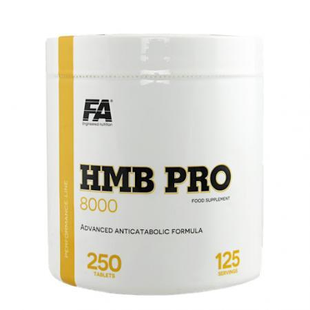 Fitness Authority HMB Pro 8000, 250 таблеток