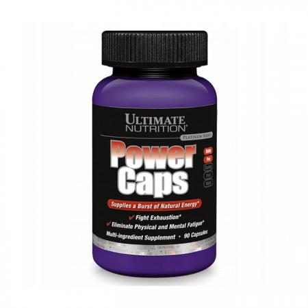 Ultimate Power Caps, 90 капсул