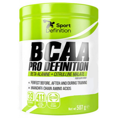 Sport Definition BCAA Pro Definition, 507 грамм