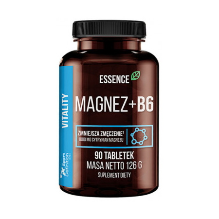 Sport Definition Essence Magnesium+B6, 90 таблеток