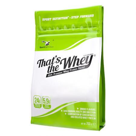 Sport Definition That's The Whey, 700 грамм