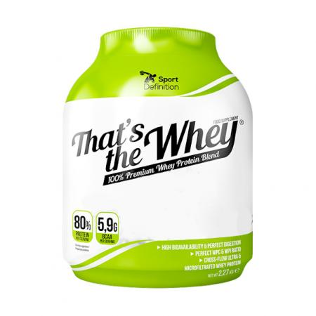 Sport Definition That's The Whey, 2.27 кг