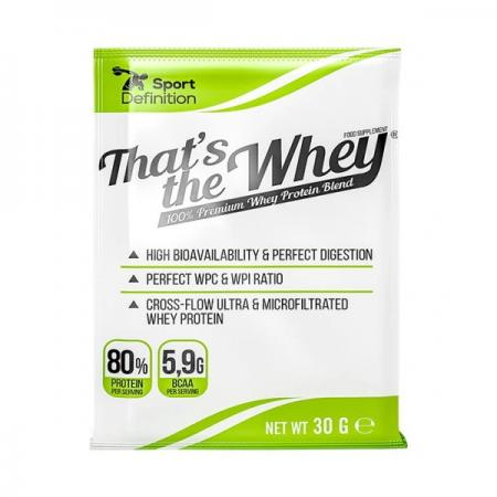 Sport Definition That's The Whey, 30 грамм