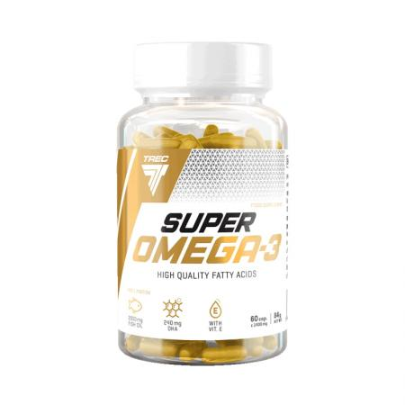 Trec Nutrition Super Omega-3, 60 капсул