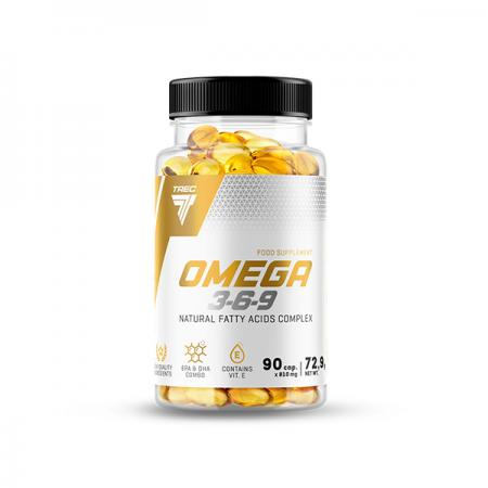 Trec Nutrition Omega 3-6-9, 90 капсул