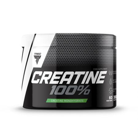 Trec Nutrition 100% Creatine, 300 грамм