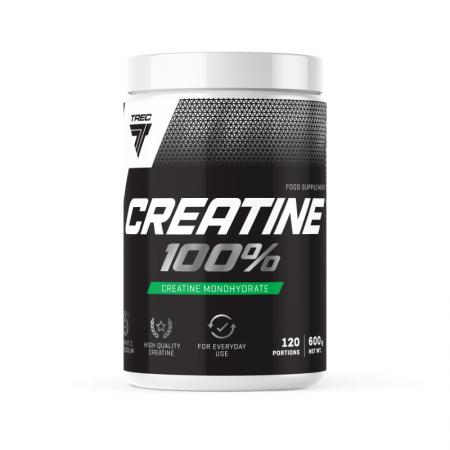Trec Nutrition 100% Creatine, 600 грамм