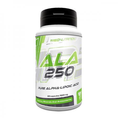Trec Nutrition ALA 250, 60 капсул