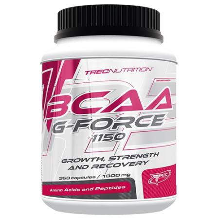 Trec Nutrition BCAA G-Force 1150, 360 капсул