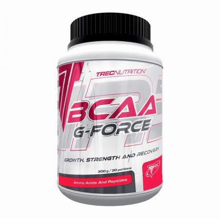 Trec Nutrition BCAA G-Force, 300 грамм