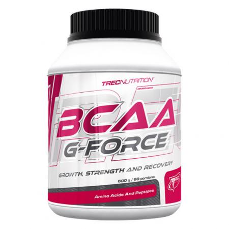 Trec Nutrition BCAA G-Force, 600 грамм