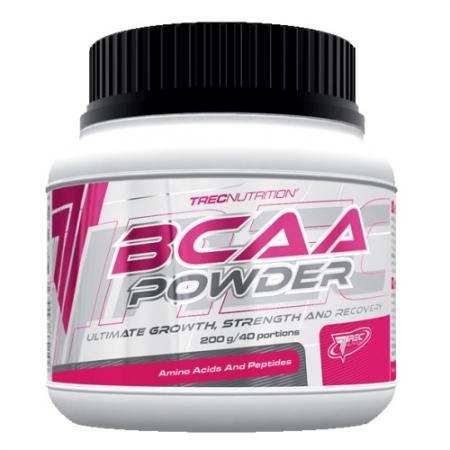 Trec Nutrition BCAA Powder, 200 грамм