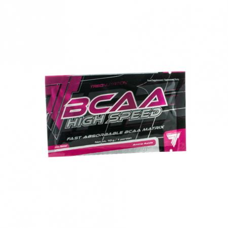 Trec Nutrition BCAA High Speed, 10 грамм