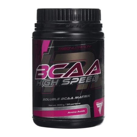 Trec Nutrition BCAA High Speed, 300 грамм