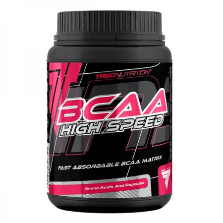 Trec Nutrition BCAA High Speed, 600 грамм