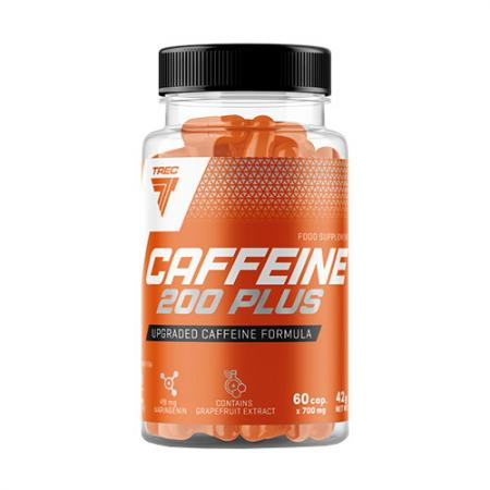 Trec Caffeine 200 Plus, 60 капсул