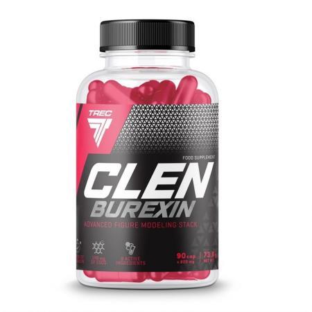 Trec Nutrition Clen Burexin, 90 капсул