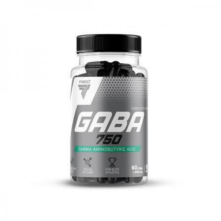 Trec GABA 750, 60 капсул