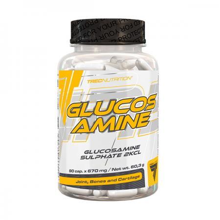 Trec Nutrition Glucosamine, 90 капсул