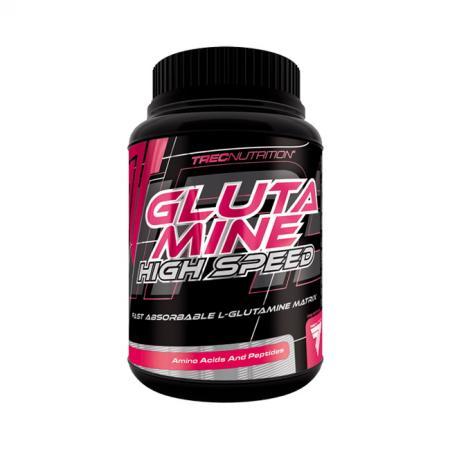 Trec Nutrition Glutamine High Speed, 500 грамм