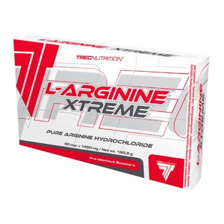 Trec Nutrition L-Arginine Xtreme, 90 капсул