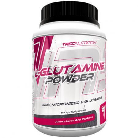 Trec Nutrition L-Glutamine Powder, 500 грамм
