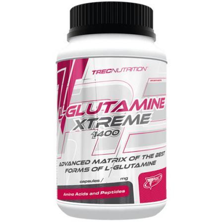 Trec Nutrition L-Glutamin Extreme, 200 капсул