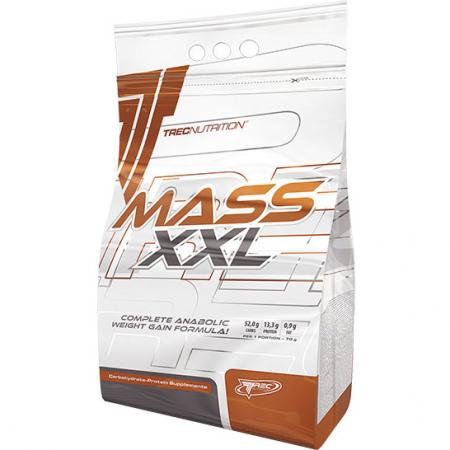 Trec Nutrition Mass XXL, 3 кг - пакет