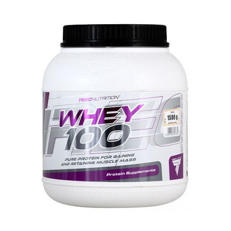 Trec Nutrition Whey 100, 1.5 кг