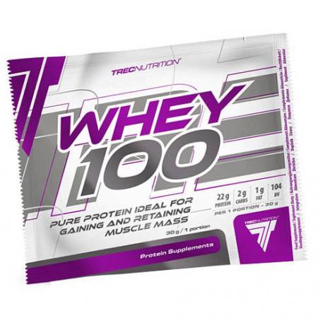Trec Nutrition Whey 100, 30 грамм