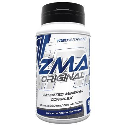 Trec Nutrition ZMA Original, 60 капсул