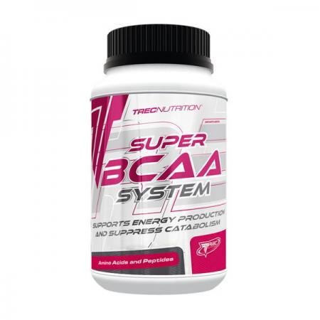 Trec Nutrition Super BCAA, 150 капсул
