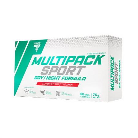 Trec Nutrition Multi Pack Sport, 60 капсул